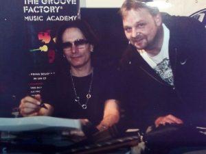 Mauchler & Steve Vai